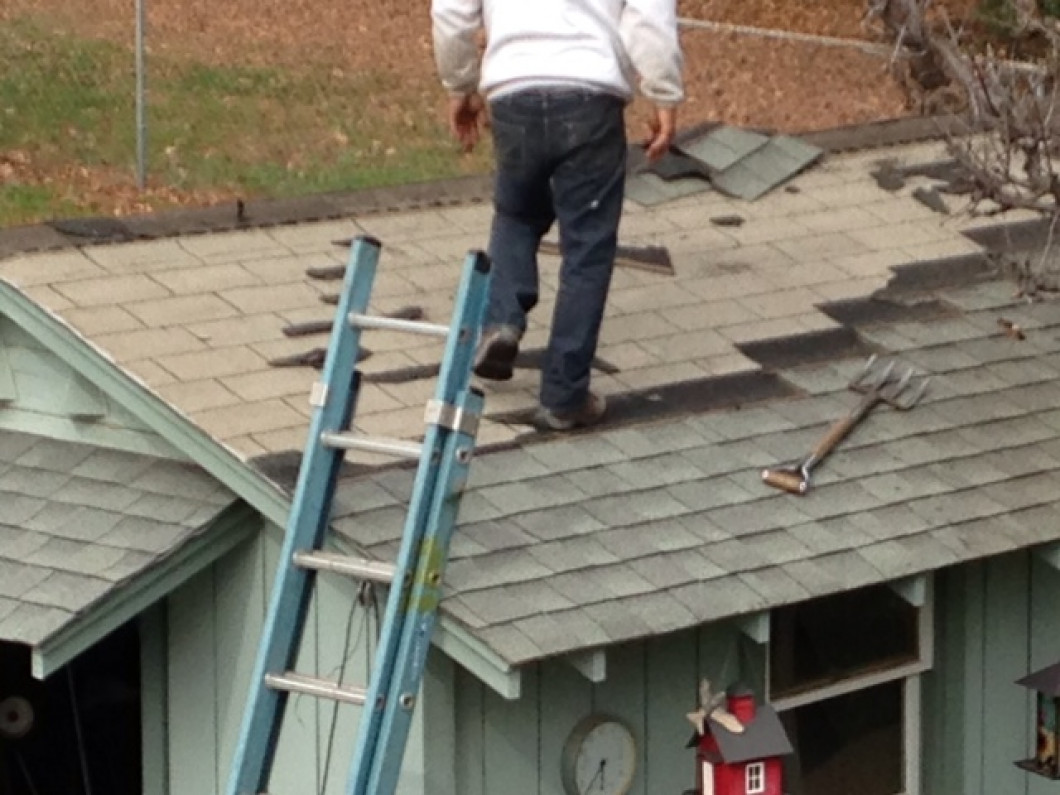 Give your roof a tuneup