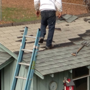 roof leak repair chico ca